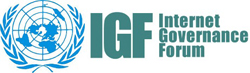 UN Internet Governance Forum (IGF) logo